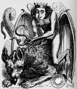 ASTAROTH - Knows of past and future events, secret things, liberal arts, and the story of creation and the fall of the angels. He procures the goodwill of great lords and can be summoned on Wednesday. He is said to emit a powerful fetid odor.
