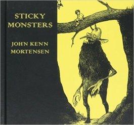 Sticky-monsters-john-kenn-mortensen