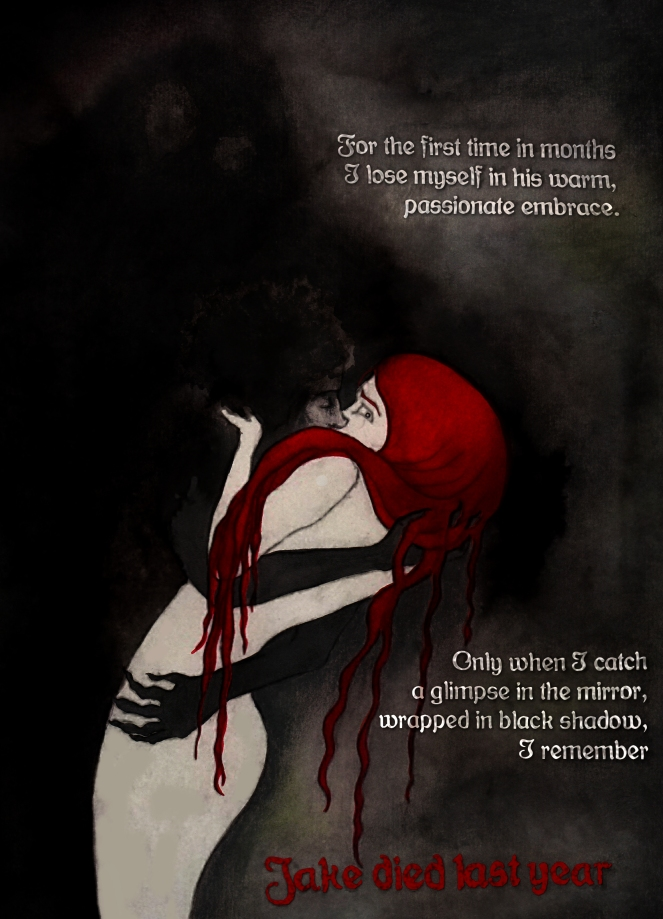 two line horror - jake