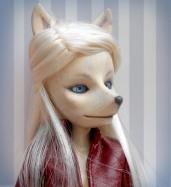 Liv Doll Head Mod by Kay De Garay